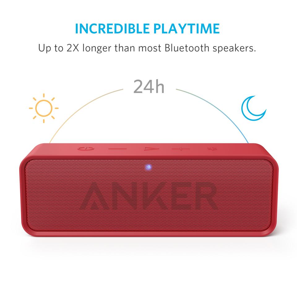 loa Anker SoundCore - A3102 (Đỏ)