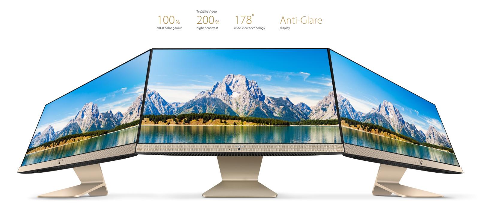 máy tính All-in-One Asus AIO Vivo V222UA