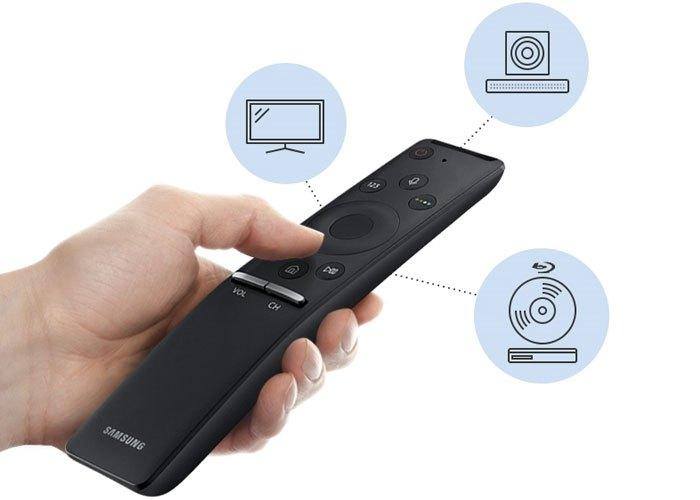 one remote dễ dàng điểu khiển mọi thiết bị cực kỳ dễ dàng
