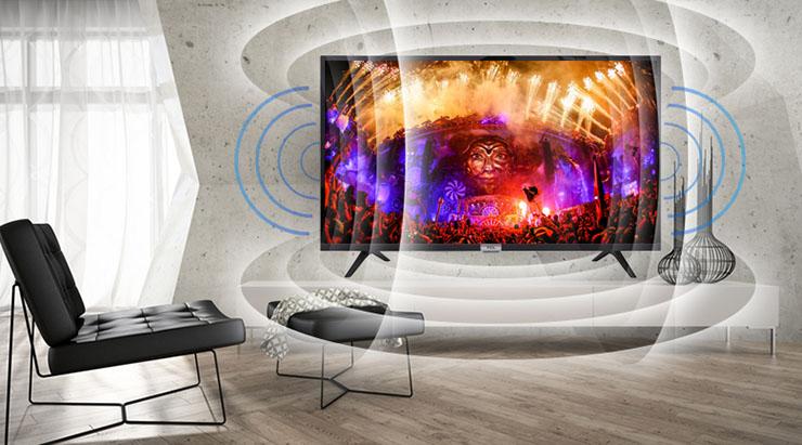 tivi 32S6500 chất lượng âm thanh vượt trội