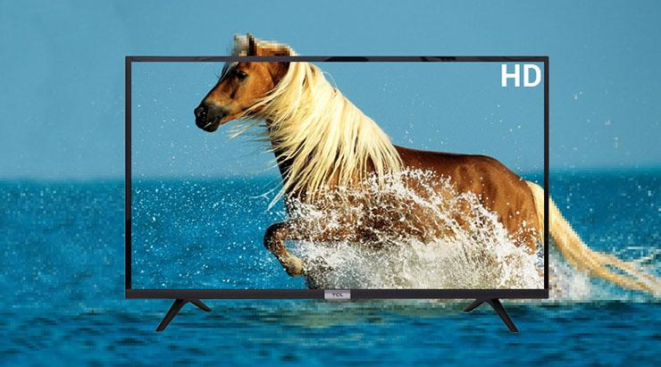 độ phân giải HD đem tới chất lượng hình ảnh vượt trội
