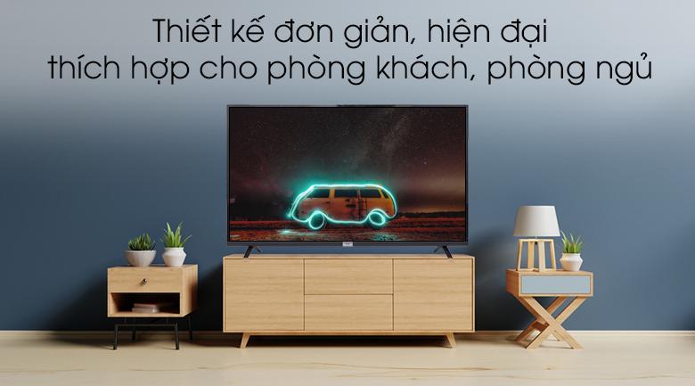 tivi L43S6500 phù hợp với mọi không gian