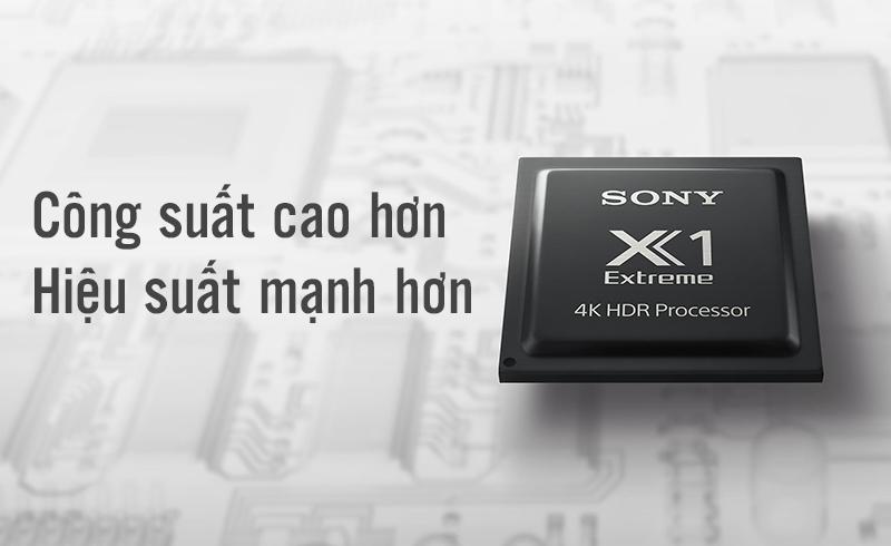 xử lý hình ảnh độ nét 4K HDR