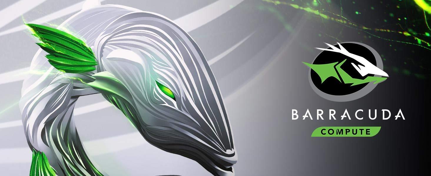 Ổ cứng HDD PC Seagate BarraCuda 2TB 3.5 inch SATA (ST2000DM008)