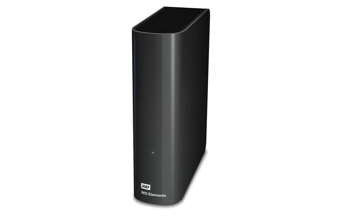 Ổ cứng HDD WD Elements Desktop 6TB Multi 3.5 inch 3.0 (WDBBKG0060HBK-SESN)