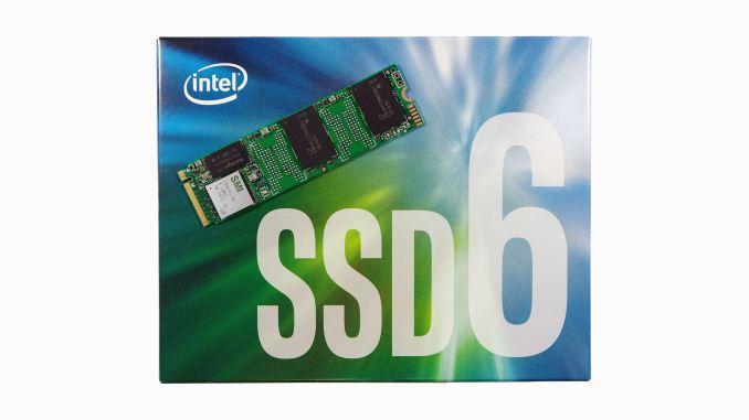 Ổ cứng SSD Intel 660P 512GB 3D NAND M.2 NVMePCIe