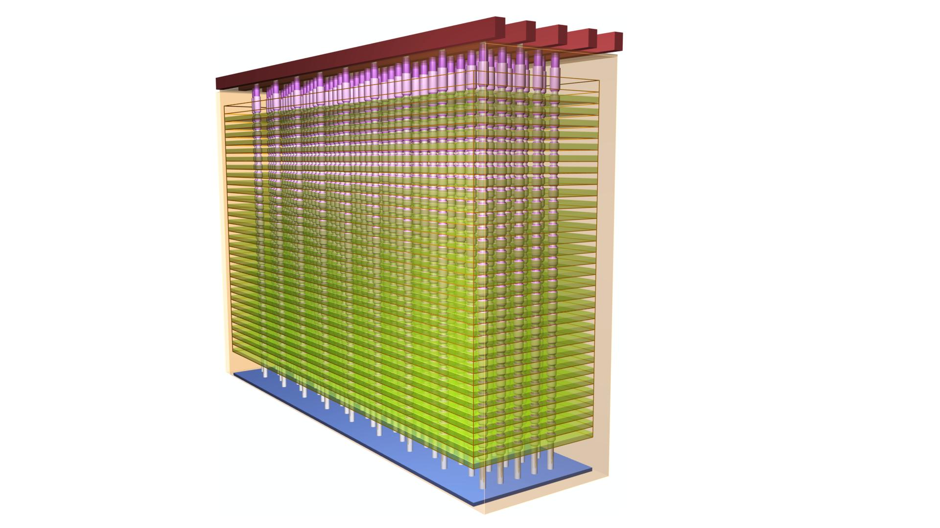 Ổ cứng SSD Intel 760P 256GB 3D-NAND M.2 NVMe PCIe