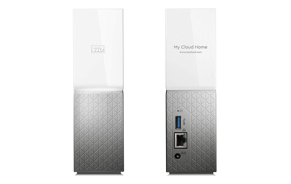 Ổ cứng mạng WD My Cloud Home 3TB Multi 3.5 inch 3.0 (WDBVXC0030HWT-SESN)