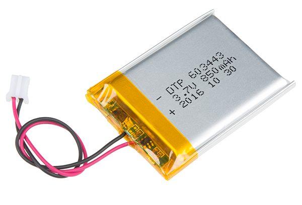 Pin Lithium - polymer