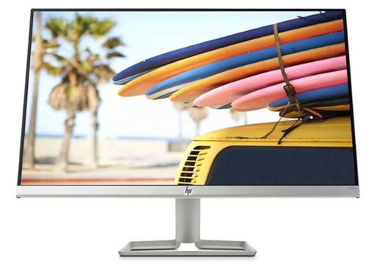 Màu sắc hình ảnh màn Hình HP 24'' 24FW 3KS63AA