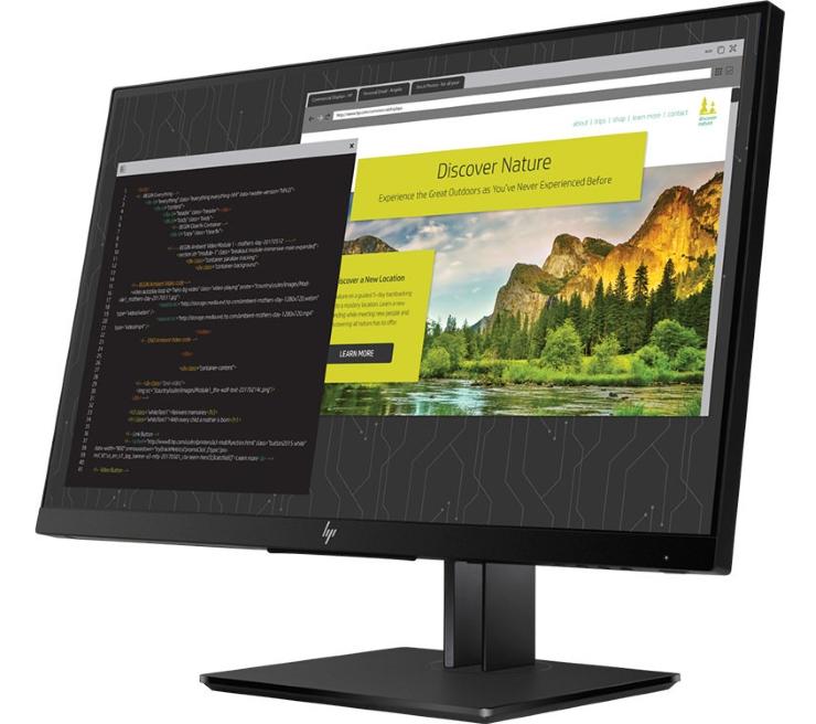 Góc nhìn màn hình HP 23.8