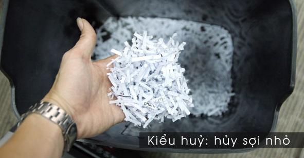 Máy hủy tài liệu , giấy Silicon PS-650C