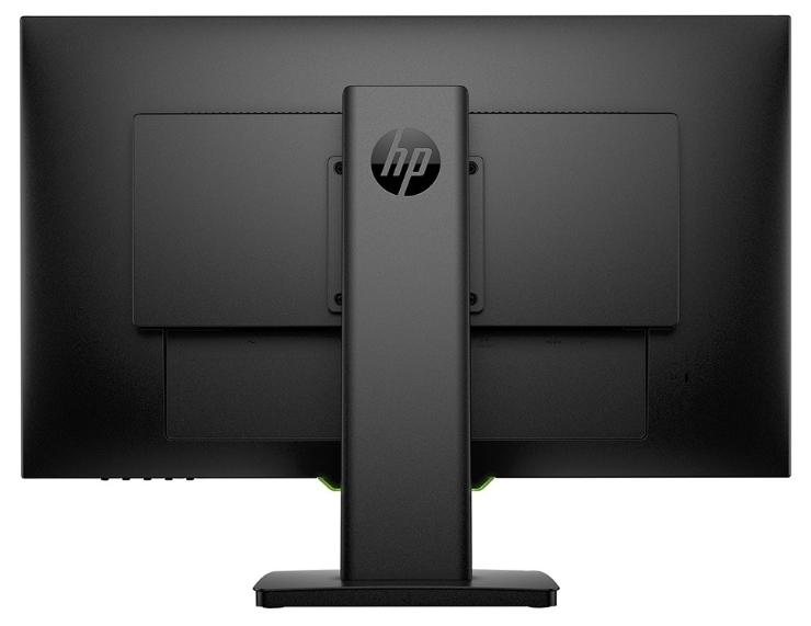 Thiết kế hình ảnh phía sau màn hình HP 27