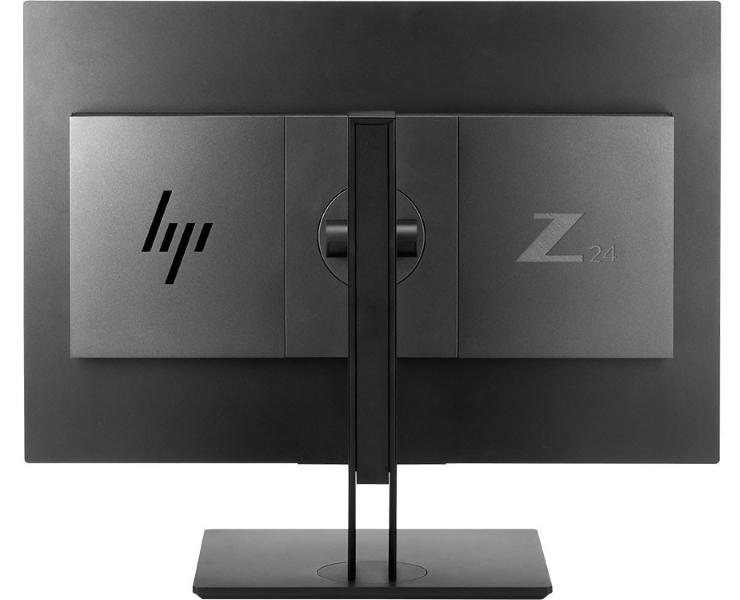 Phía sau màn hình HP 24