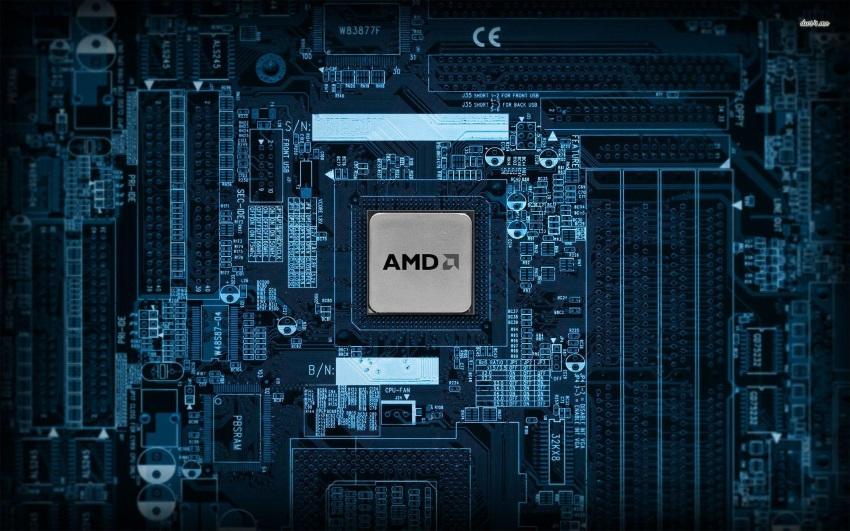 CPU AMD 2019