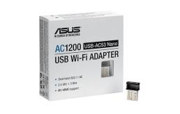 USB Wifi thu sóng ASUS AC53 Nano