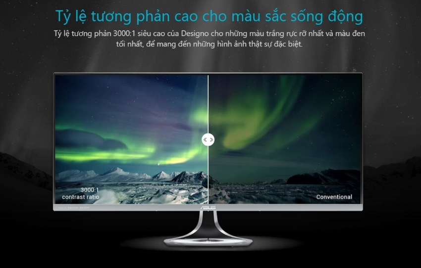 Màn hình máy tính LCD Asus 34' MX34VQ