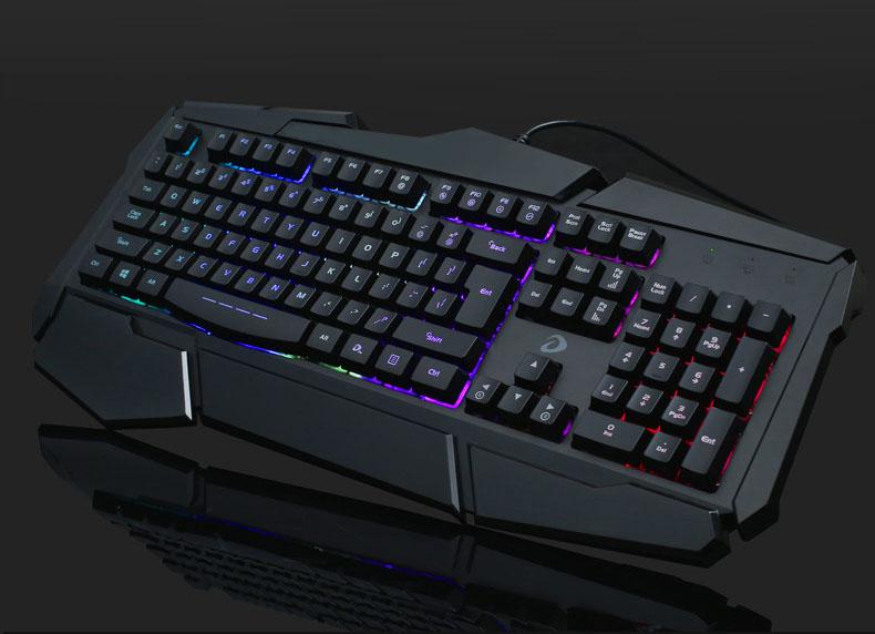 Bà̀n phím giả cơ Dareu LK160 Gaming