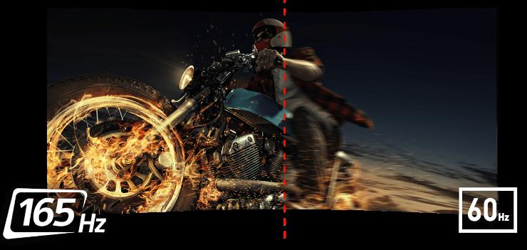 """Hình ảnh sắc nét vươt trội của màn hình cong MSI Optix 32"""" AG32C"""