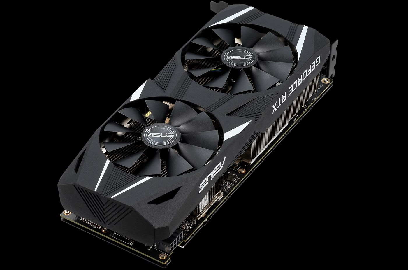 Card đồ họa Asus GeForce RTX 2060 6GB GDDR6 Dual Advance