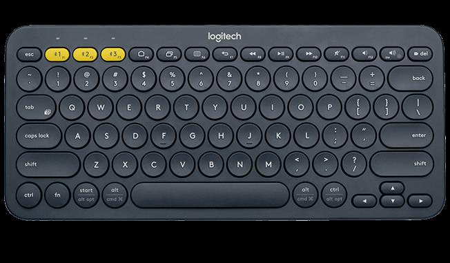 Bàn phím Logitech Bluetooth K380