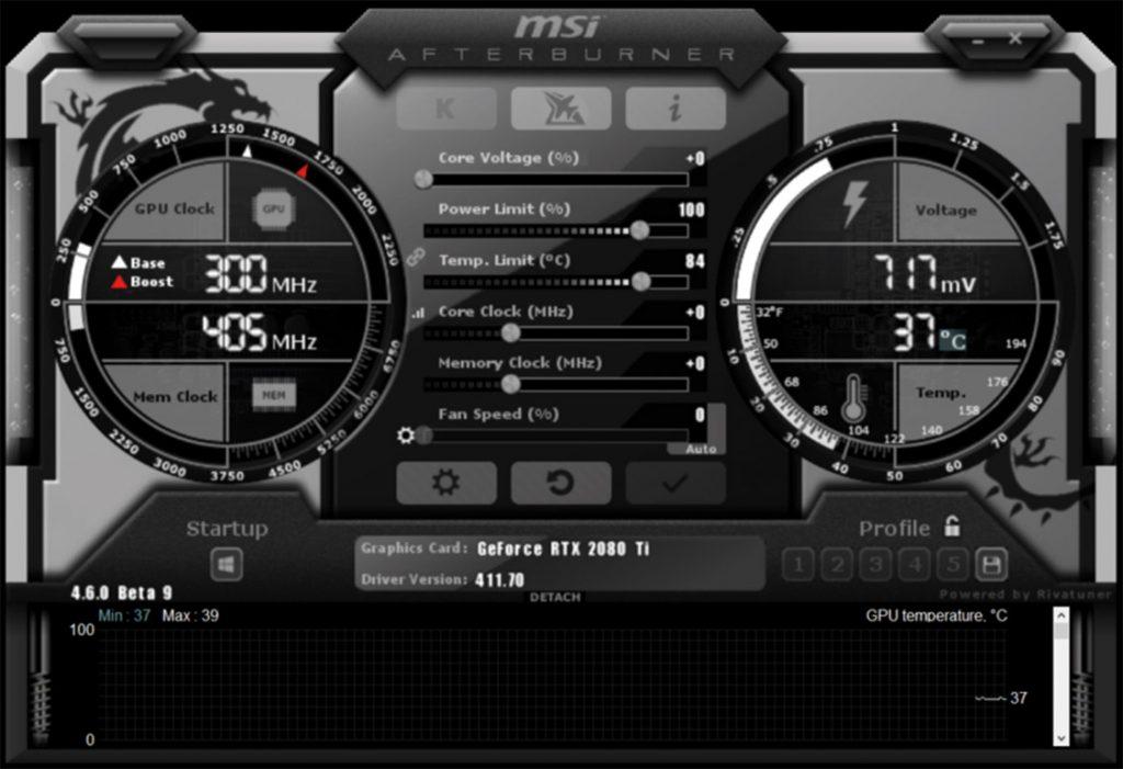 Card màn hình VGA MSI GeForce RTX 2080Ti 11GB GDDR6 Sea Hawk EK X
