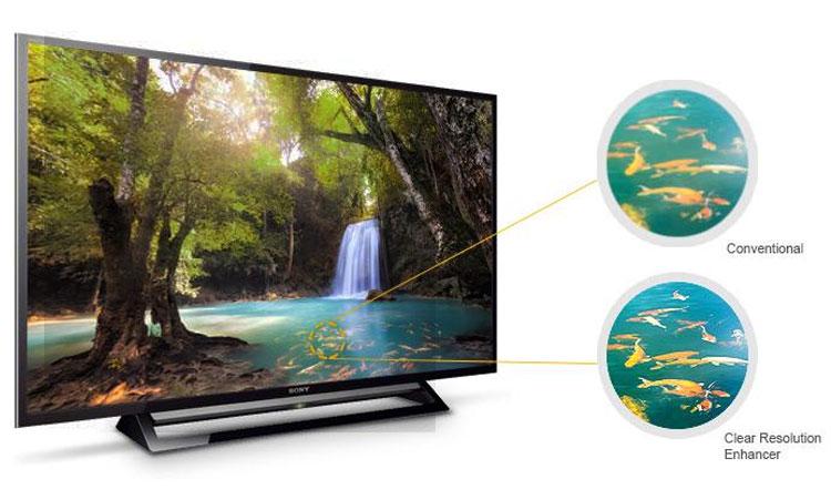 Clear Resolution Enhancer đem tới chất lượng hình ảnh sắc nét