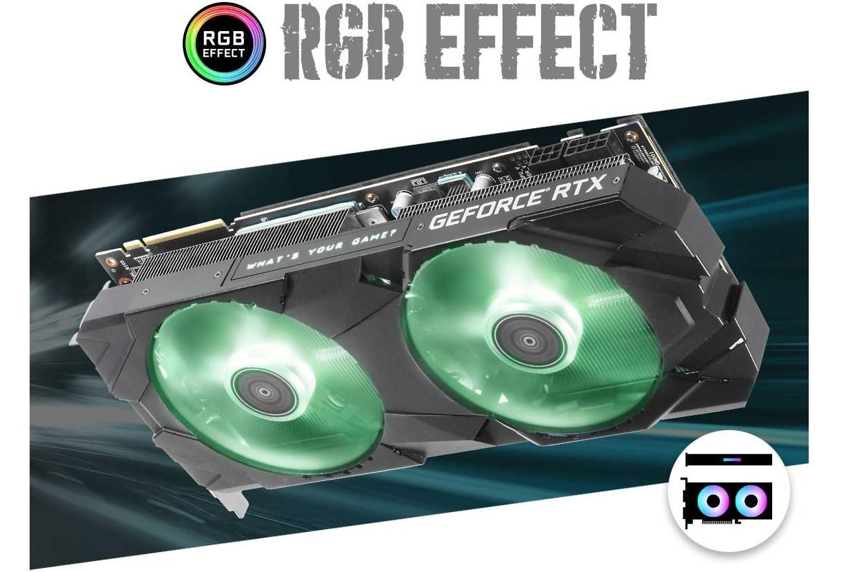 Card đồ họa GALAX GeForce RTX 2080 8GB GDDR6 EX