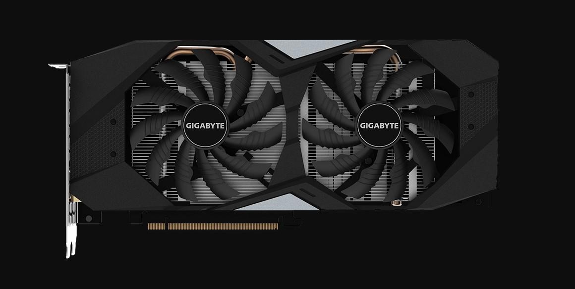 Card đồ họa Gigabyte GeForce RTX 2060 OC 6GB GDDR6 WindForce