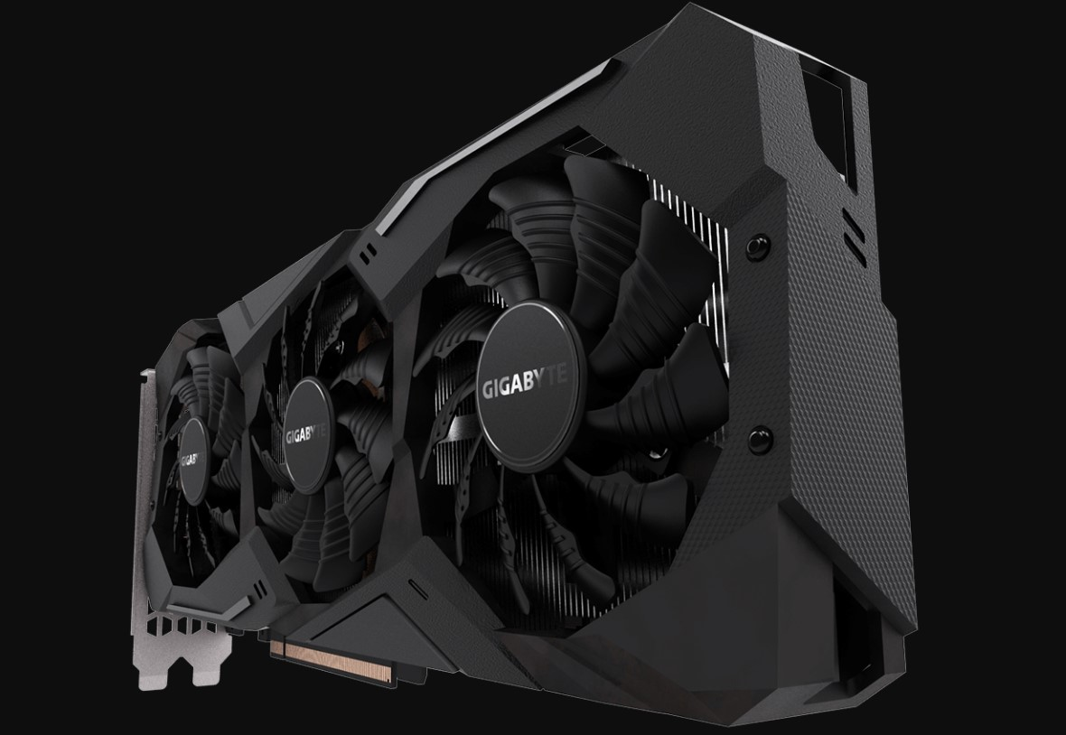 Card đồ họa Gigabyte GeForce RTX 2070 8GB GDDR6 WinForce