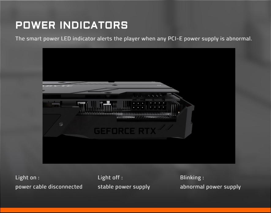 Card đồ họa Gigabyte GeForce RTX 2070 8GB GDDR6 WinForce