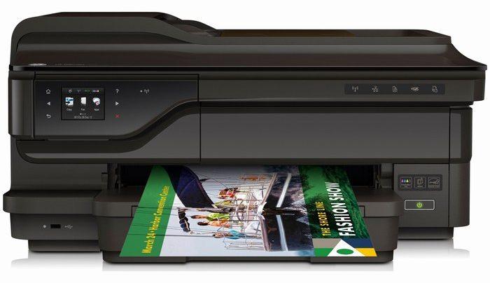 HP Pro 7612 (G1X85A) được thiết kế đẹp mắt phù hợp với văn phòng công sở