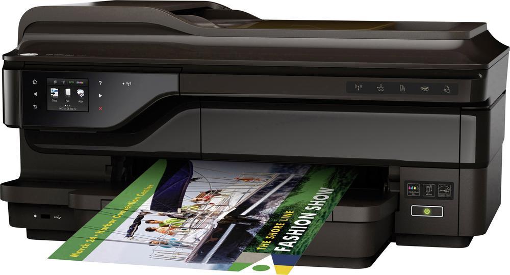 HP Pro 7612 (G1X85A) có thể sử dụng mọi loại giấy vô cùng tiện lợi