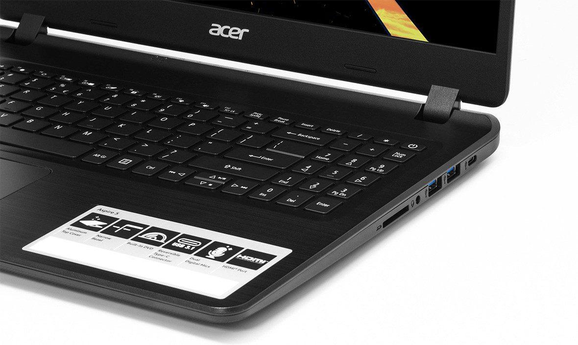 Đánh giá sản phẩm Laptop Acer Aspire A515-53G-5788 6