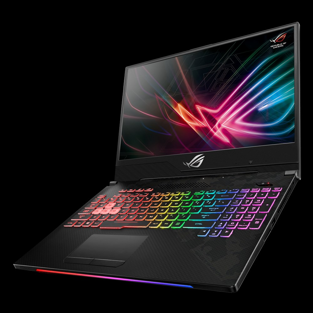 Đánh giá Laptop Asus ROG Strix Scar II GL504GM-ES312T 9