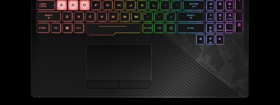 Đánh giá Laptop Asus ROG Strix Scar II GL504GM-ES312T 5