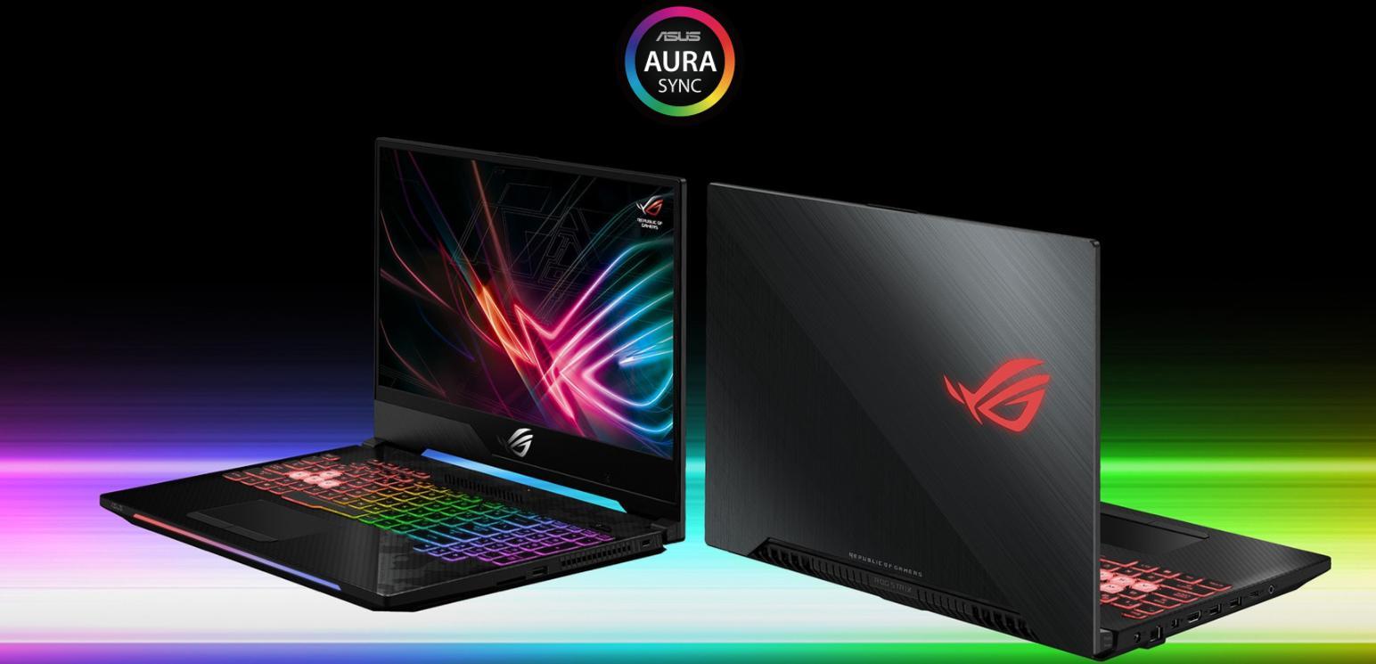Đánh giá Laptop Asus ROG Strix Scar II GL504GM-ES312T 19