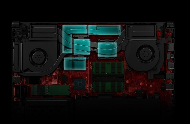 Đánh giá Laptop Asus ROG Strix Scar II GL504GM-ES312T 20