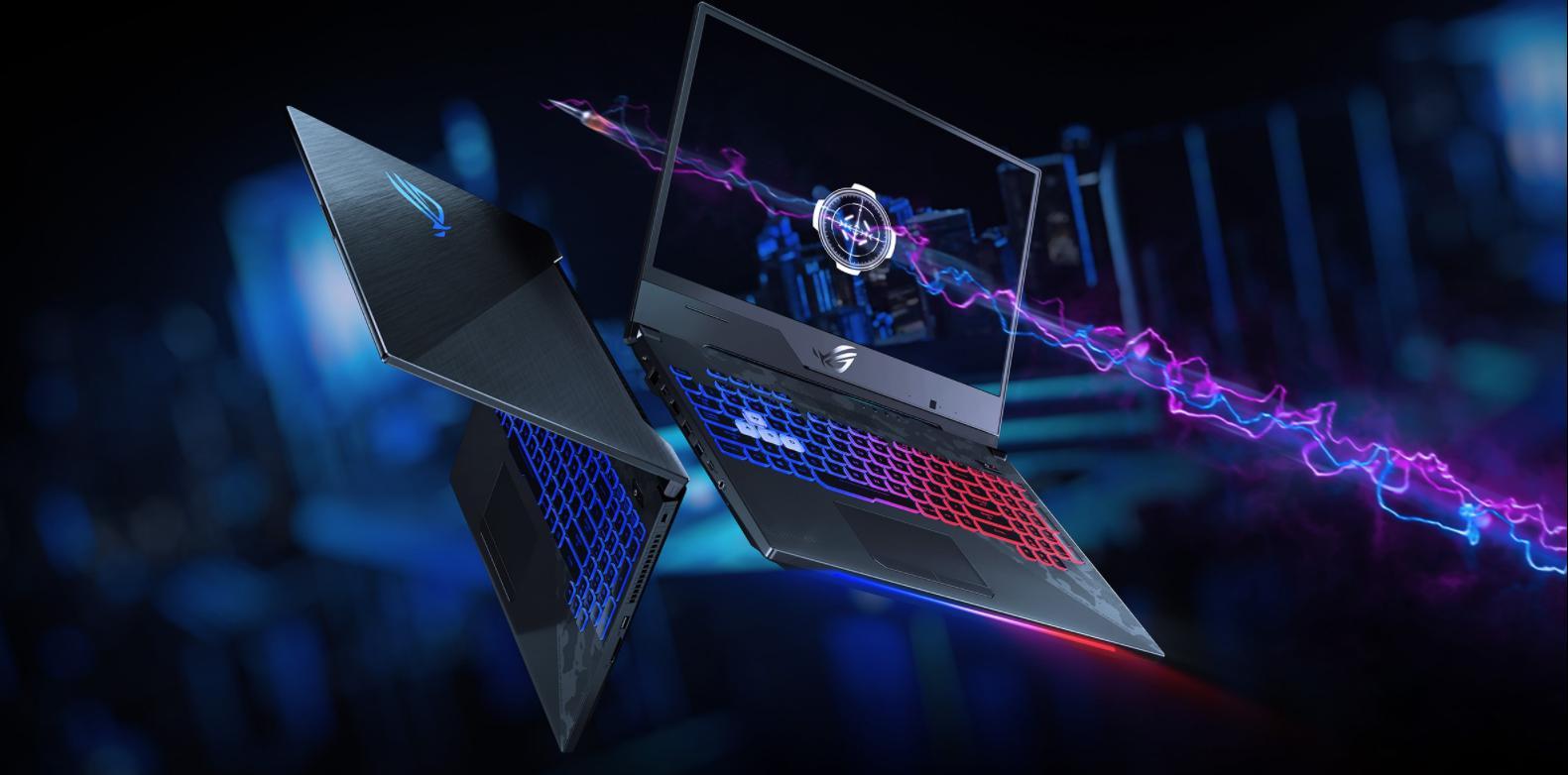 Đánh giá Laptop Asus ROG Strix Scar II GL504GM-ES312T 1
