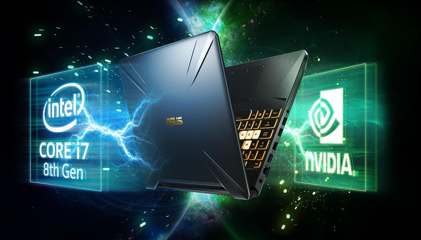 Đánh giá Laptop Asus TUF Gaming FX505GD-BQ012T12