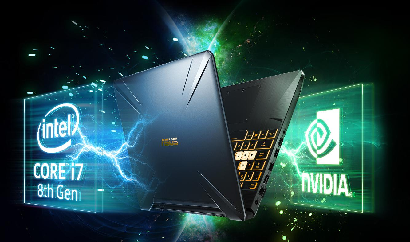 Đánh giá Laptop Asus TUF Gaming FX505GE-BQ037T 8