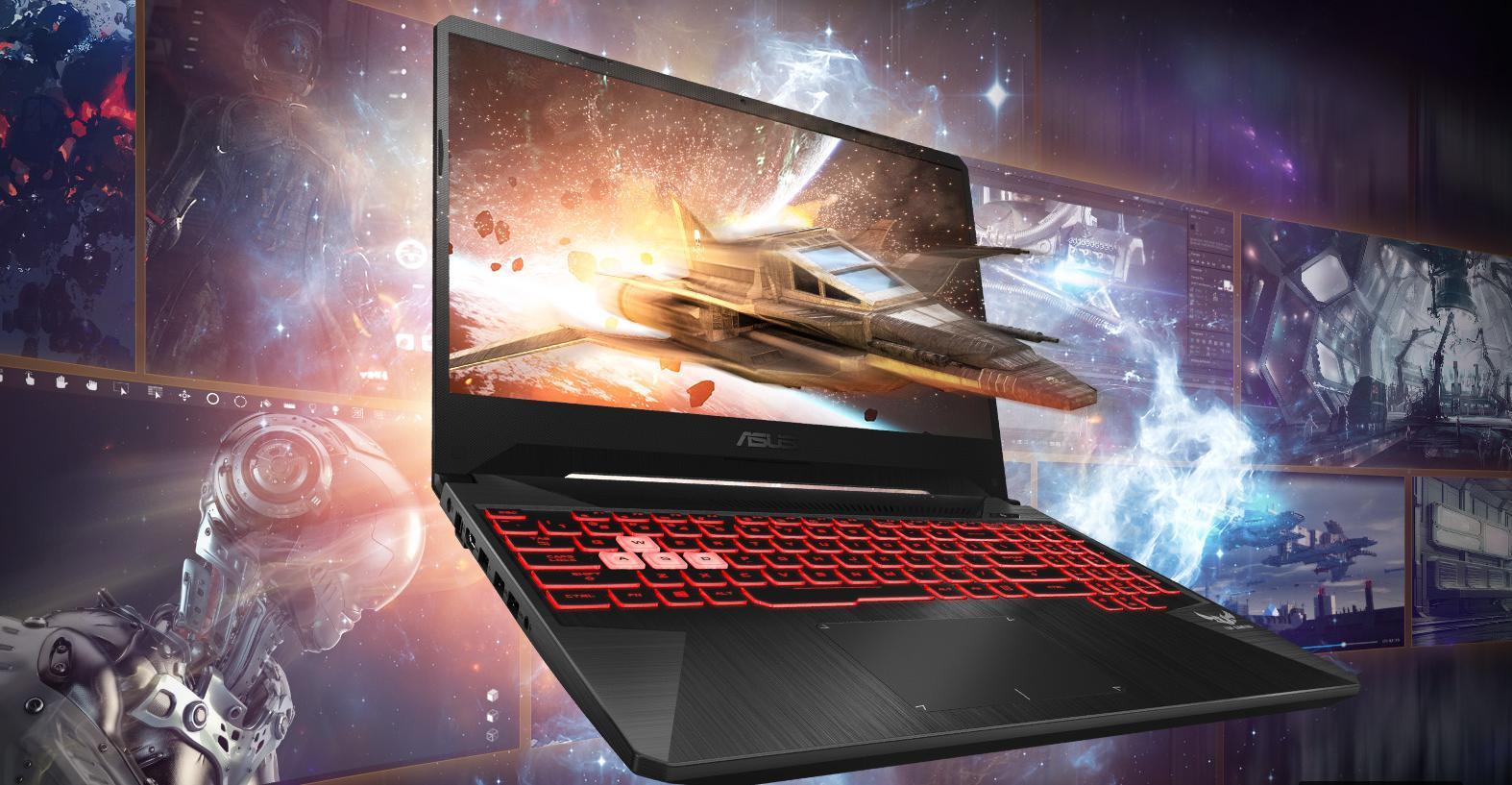 Đánh giá Laptop Asus TUF Gaming FX505GE-BQ037T 10
