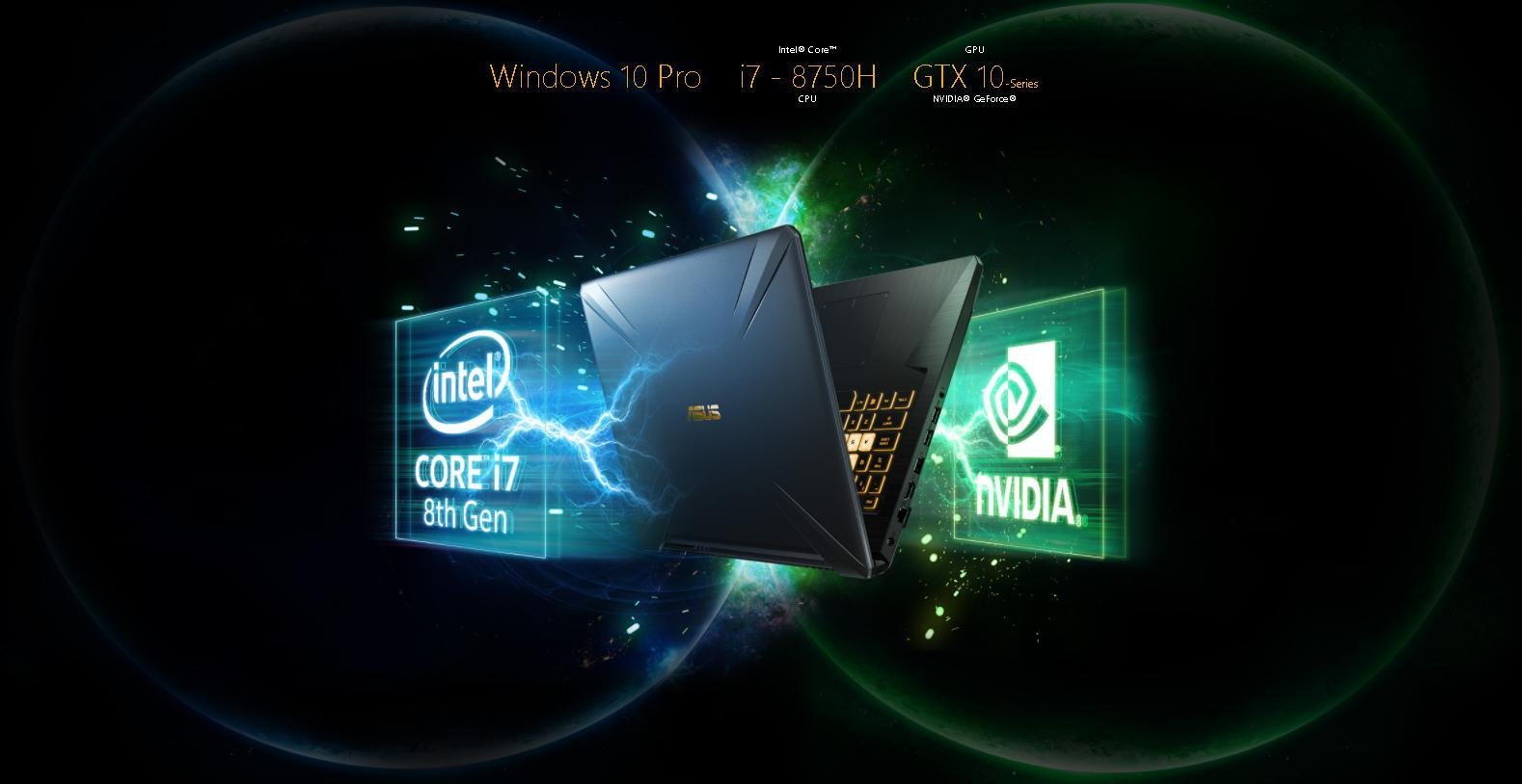 Đánh giá sản phẩm Laptop Asus TUF Gaming FX705GE-EW165T 7