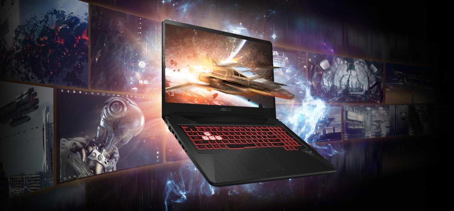 Đánh giá sản phẩm Laptop Asus TUF Gaming FX705GE-EW165T 9