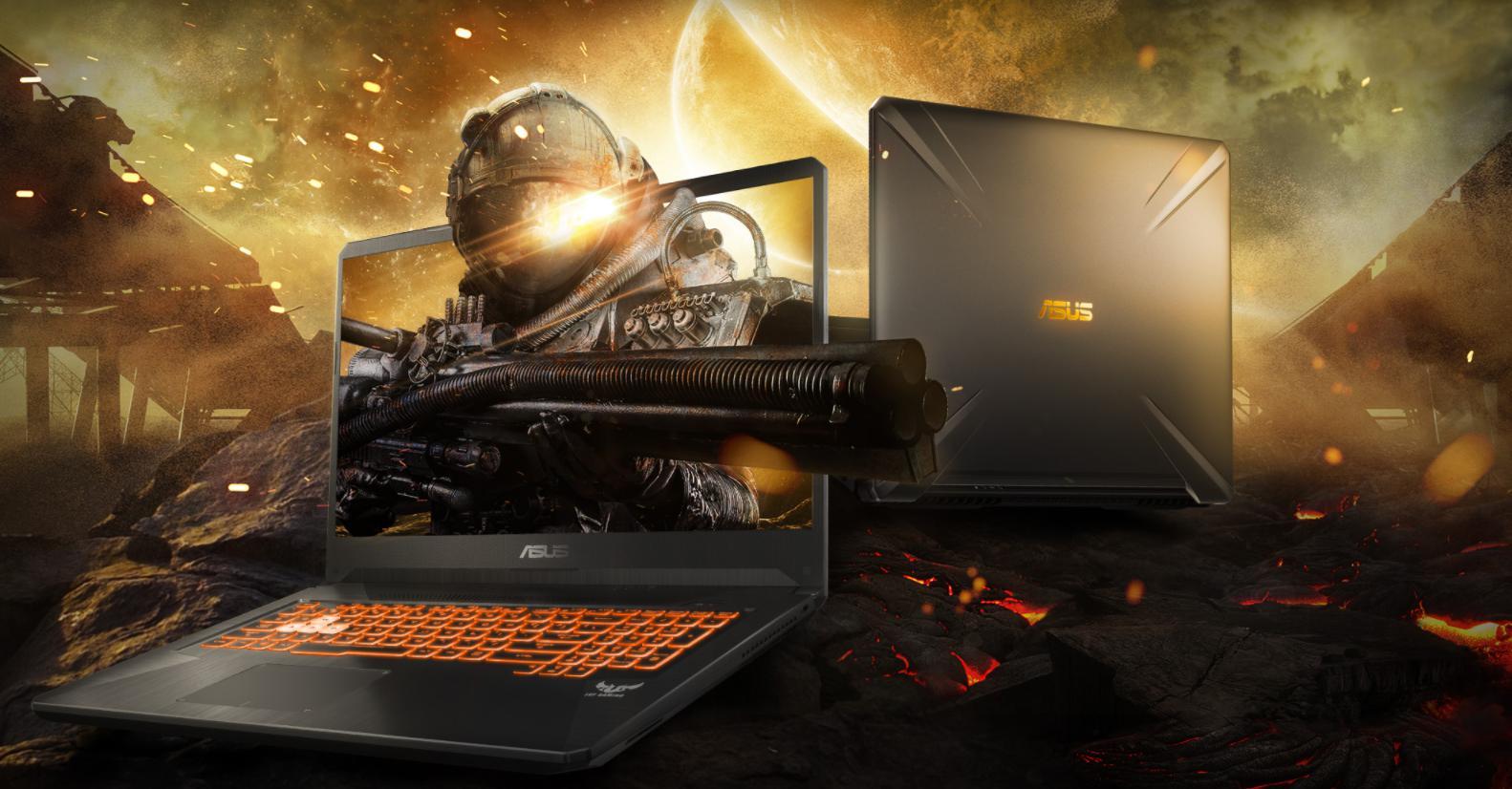 Đánh giá sản phẩm Laptop Asus TUF Gaming FX705GE-EW165T 13