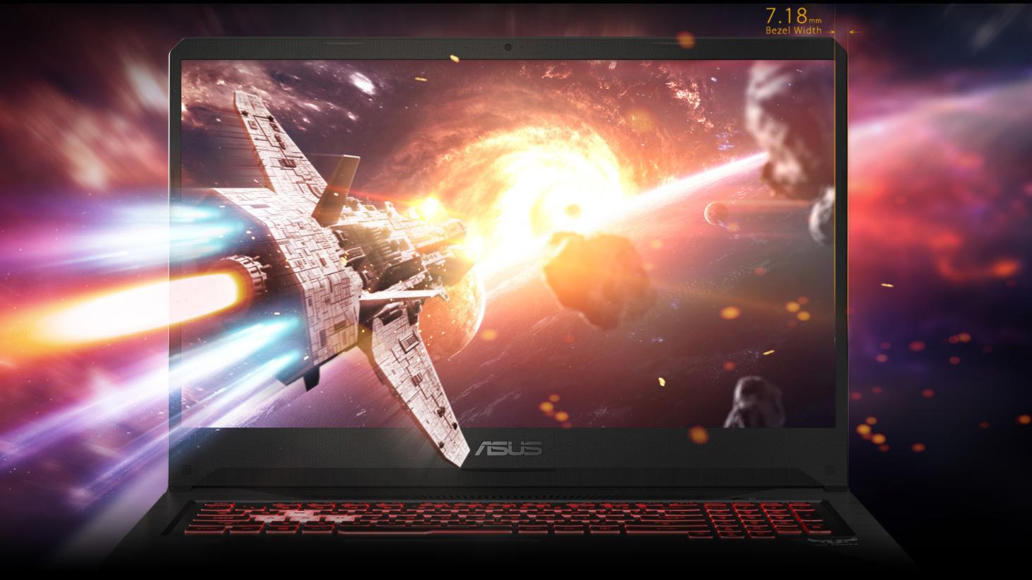 Đánh giá sản phẩm Laptop Asus TUF Gaming FX705GE-EW165T 14