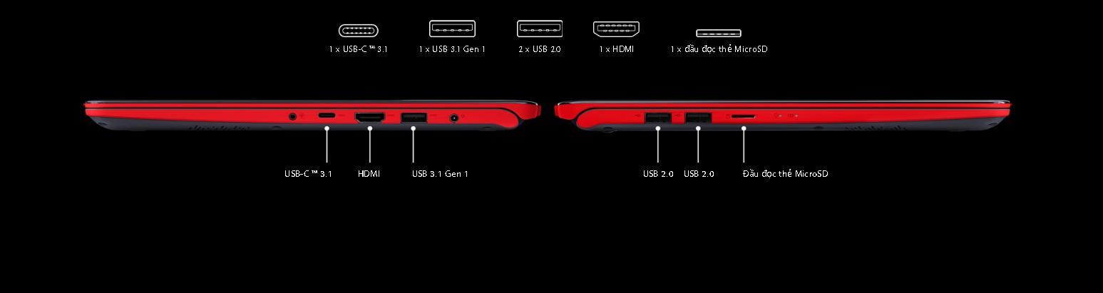 Đánh giá tổng quan Laptop Asus VivoBook S15 S530FN-BQ128T 9