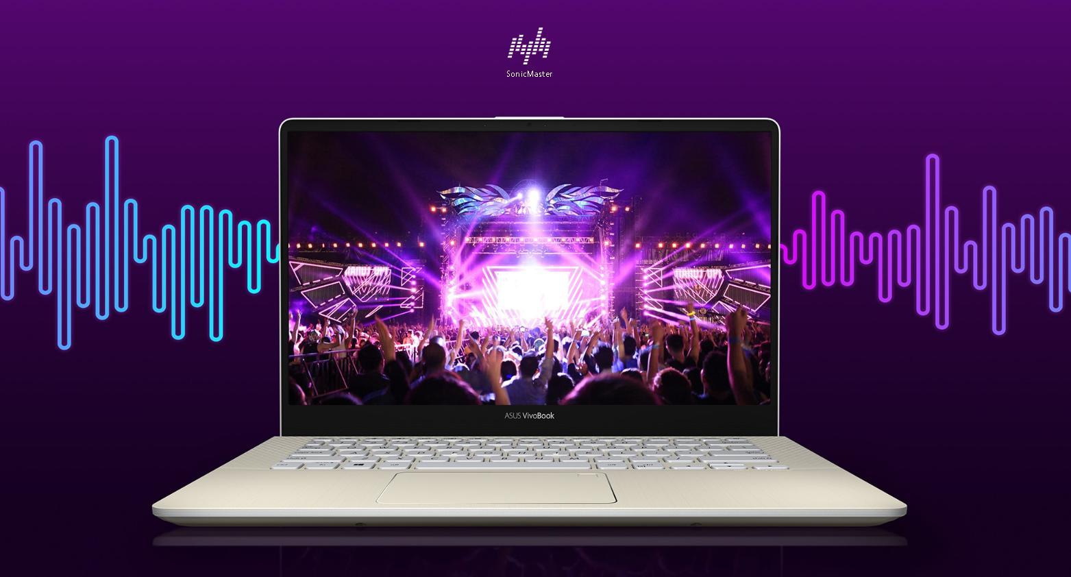 Đánh giá tổng quan Laptop Asus VivoBook S15 S530FN-BQ128T 12