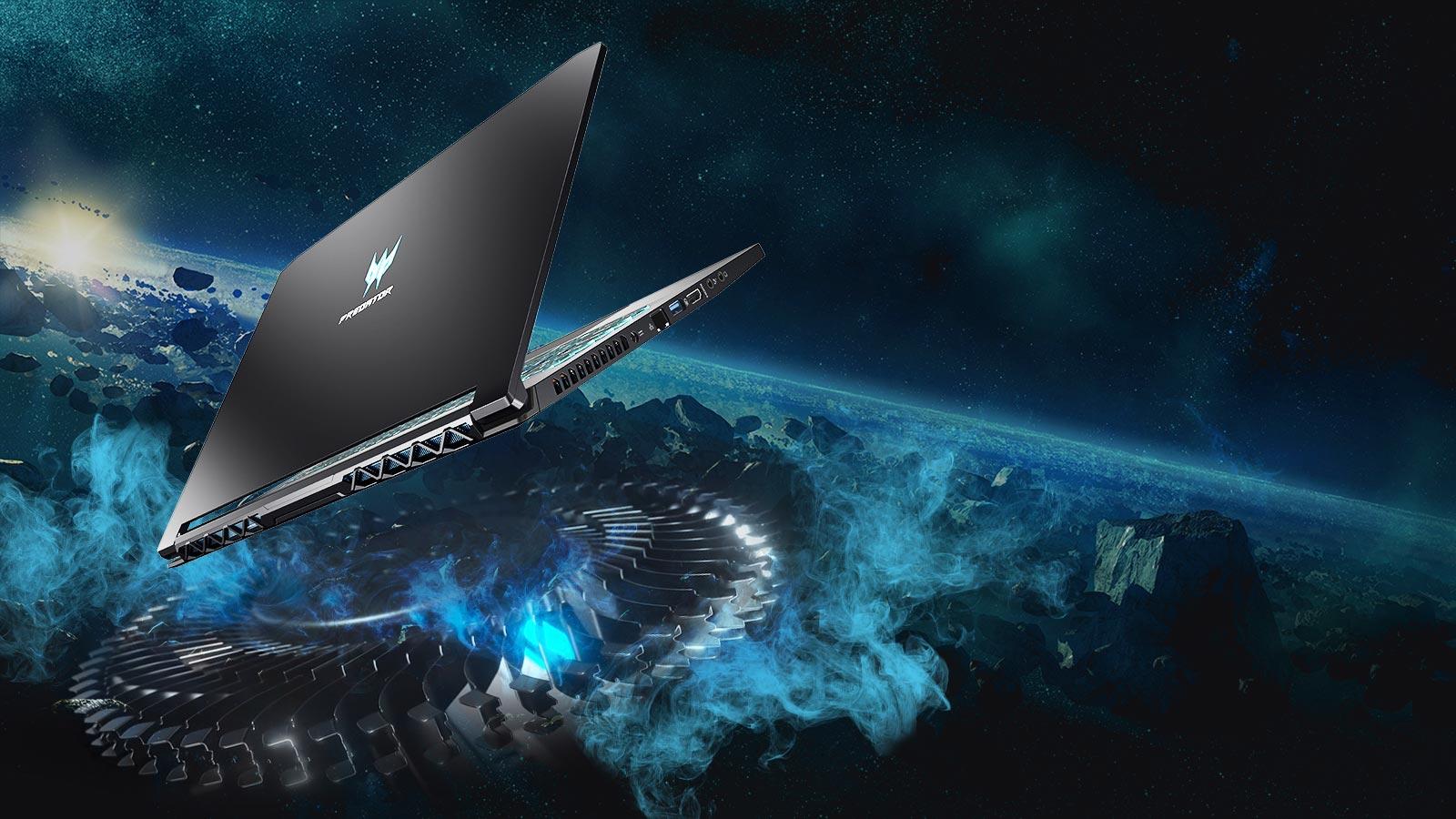 Đánh giá tổng quanLaptop Gaming Acer Predator Triton 500 PT515-51-7391 2