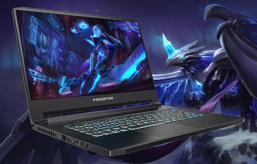 Đánh giá tổng quanLaptop Gaming Acer Predator Triton 500 PT515-51-7391 8